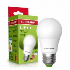 Лампа Eurolamp LED-A50-07274(D)