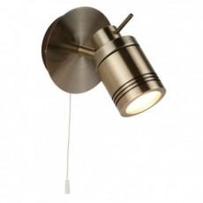 Светильник для ванной Searchlight Samson 6601AB