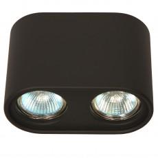 Точечный светильник Gypsum Line Bristol R1803-2 BK