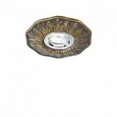 Точечный светильник Ideal Lux Polka fi1 brunito 115580