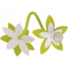Светильник настенный Nowodvorski FLOWERS GREEN 6897