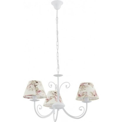 Люстра TK Lighting Rosa 373