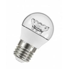 Светодиодная лампа OSRAM LED STAR Classic P 5,4W 3000K (470LM) прозрачная колба Е27 (4052899971639)